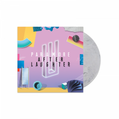 After Laughter - 2LP (Farvet vinyl) / Paramore / 2017
