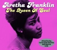 The Queen Of Soul - 2cd / Aretha Franklin / 2013