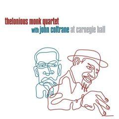 At Carnegie Hall - 2LP / Thelonious Monk Quartet | John Coltrane / 2017
