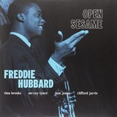 Open Sesame - LP / Freddie Hubbard  / 1960 / 2019