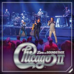 Chicago II: Live on Soundstage - CD+DVD / Chicago / 2018