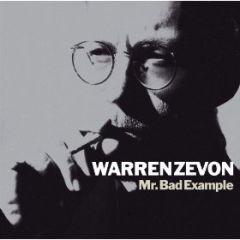 Mr. Bad Example - cd / Warren Zevon / 1991/2012