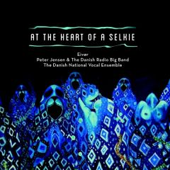 At The Heart of The Selkie - CD / Eivør, Peter Jensen & The Danish Radio Big Band, The Danish National Vocal Ensemble / 2016
