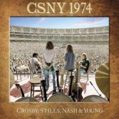 CSNY 1974 - cd / Crosby, Stills, Nash & Young / 2014