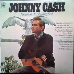 From Sea To Shining Sea - LP / Johnny Cash / 1968