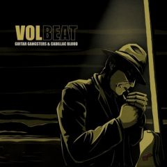 Guitar Gangsters & Cadillac Blood - CD / Volbeat / 2008