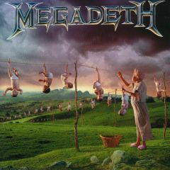 Youthanasia - CD (4 bonus tr.) / Megadeth / 1994