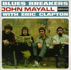 Blues Breakers - With Eric Clapton - LP / John Mayall (& The Bluesbreakers) / 1966/1971