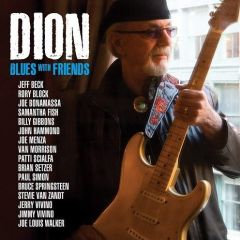 Blues With Friends - CD / Dion | Various Artists / 2020