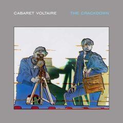 The Crackdown - LP / Cabaret Voltaire / 1983/2013