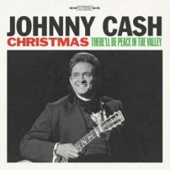 Christmas / There'll Be A Peace In The Valley - LP / Johnny Cash / 2016