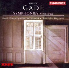 Symphonies Volume Four - CD / Niels W. Gade | Danish National Symphony Orchestra / 2003