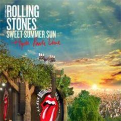 Sweet Summer Sun / Hyde Park Live - 2CD+DVD / Rolling Stones / 2013