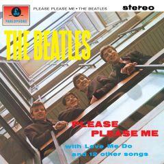 Please Please Me -  Remasteret 2012 - LP / Beatles / 2012