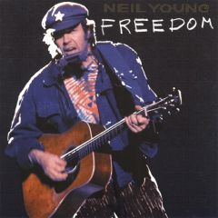 Freedom - CD / Neil Young / 1989