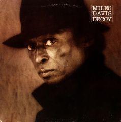 Decoy - LP / Miles Davis / 1984