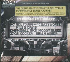 Live At Fillmore 1970 - cd / Neil Young / 2006