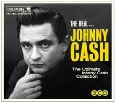 The Real... - 3cd / Johnny Cash / 2011