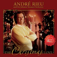 The Christmas I Love - CD / Andre Rieu / 2011