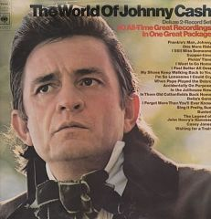 The World Of Johnny Cash - 2LP / Johnny Cash / 1970