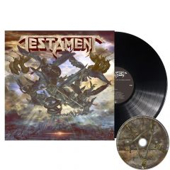 Formation Of Damnation - LP+CD / Testament / 2019