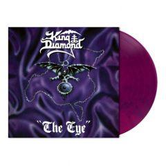 The Eye - LP (Aubergine-farvet vinyl) / King Diamond / 1990 / 2020
