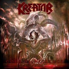Gods of Violence - CD / Kreator / 2017