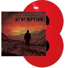 Redemption - 2LP (Rød vinyl) / Joe Bonamassa / 2018