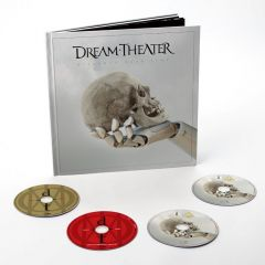 Distance Over Time - 2CD+DVD+Blu-Ray / Dream Theater  / 2019