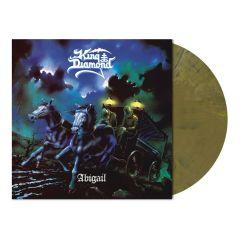 Abigail - LP (Brun vinyl) / King Diamond / 1987 / 2020