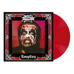 Conspiracy - LP (Rød vinyl) / King Diamond / 1989 / 2020