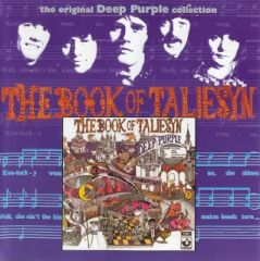 The book of taliesyn - CD / Deep Purple / 1968