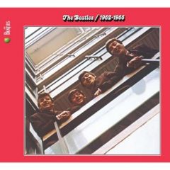 1962-1966 (rød) - 2CD / The Beatles / 2010
