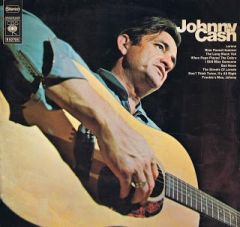 Johnny Cash - LP / Johnny Cash / 1969