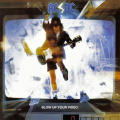 Blow Up Your Video - LP / AC/DC / 1988