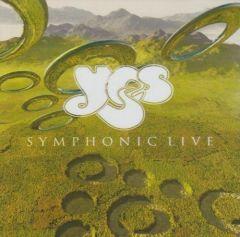 Symphonic Live - cd / Yes / 2009