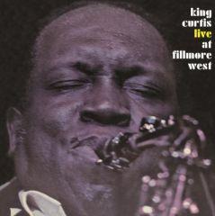 Live At Fillmore West - LP / King Curtis / 1971 / 2014
