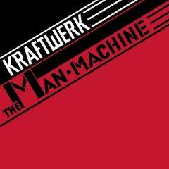The Man Machine - LP / Kraftwerk / 1978