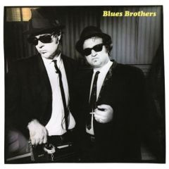 Briefcase Full Of Blues - LP / Blues Brothers / 1978 / 2014
