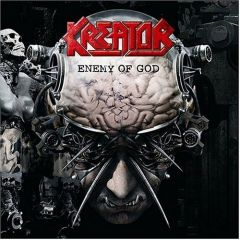 Enemy Of God - cd / Kreator / 2005