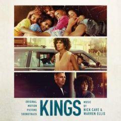 Kings (Original Motion Picture Soundtrack) - CD / Nick Cave & Warren Ellis   Soundtrack / 2018