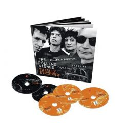 Totally Stripped - 4DVD+CD (Superdeluxe DVD pack) / The Rolling Stones / 2016