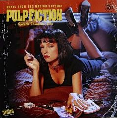 Pulp Fiction Soundtrack - LP / Soundtrack / 1991 / 2008