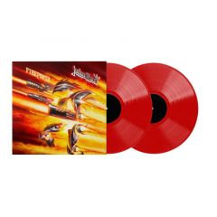Firepower - 2LP (Rød vinyl) / Judas Priest / 2018
