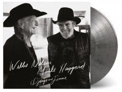 Django And Jimmie - 2LP / Willie Nelson | Merle Haggard / 2015 / 2020