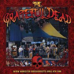 WCUW Worchester Massachusetts April 8th 1988 - 2CD / Grateful Dead / 2014