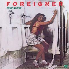 Head Games - LP / Foreigner / 1979