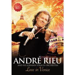 Love In Venice - DVD / Andre Rieu / 2014