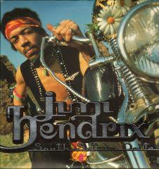 South Saturn Delta - cd / Jimi Hendrix / 1997
