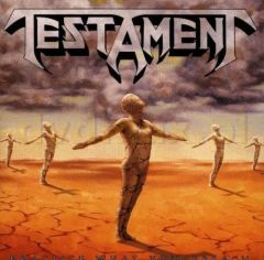Practice What You Preach - cd / Testament / 1989
